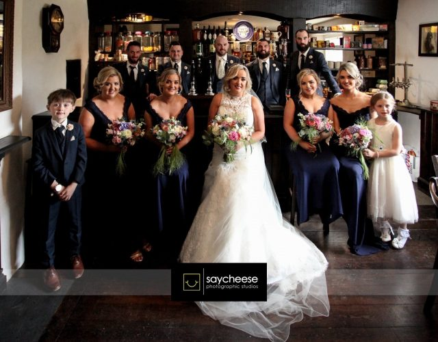 Wedding Photos at Rosehill House, Mid Ulster